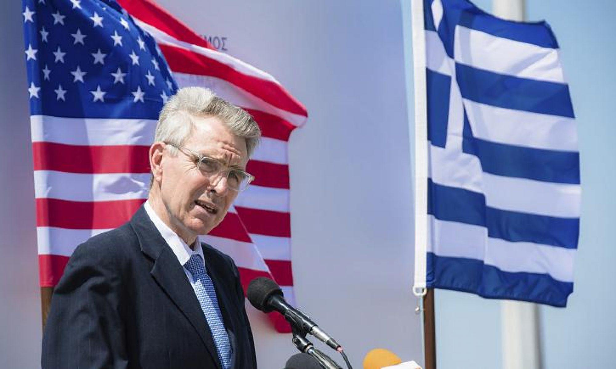 ABD'den Yunanistan'ın F-35 savaş uçağı almasına övgü