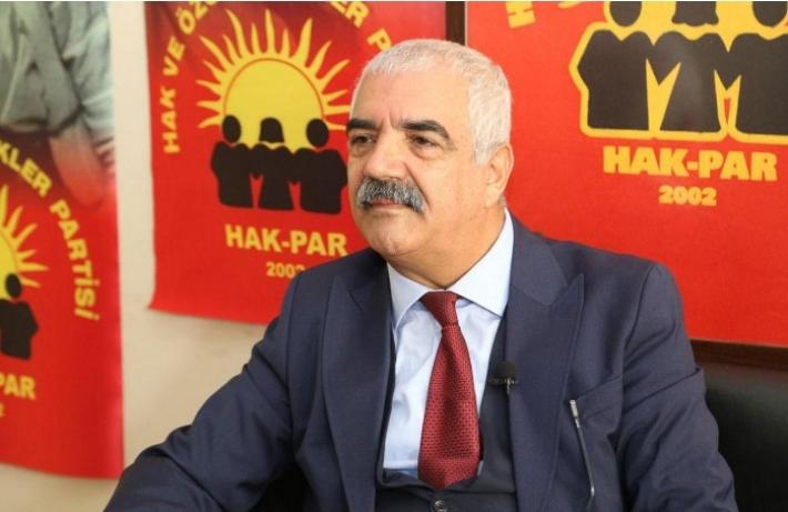 """HAK-PAR Genel Başkanı Latif Epözdemir Beşikçi hocanın itibarını korumak tüm onurlu Kürdlerin görevidir"""""""