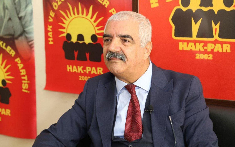 """HAK-PAR: """"PKK maksatlı kurulmuş bir tahrik ve provokasyon örgütüdür"""