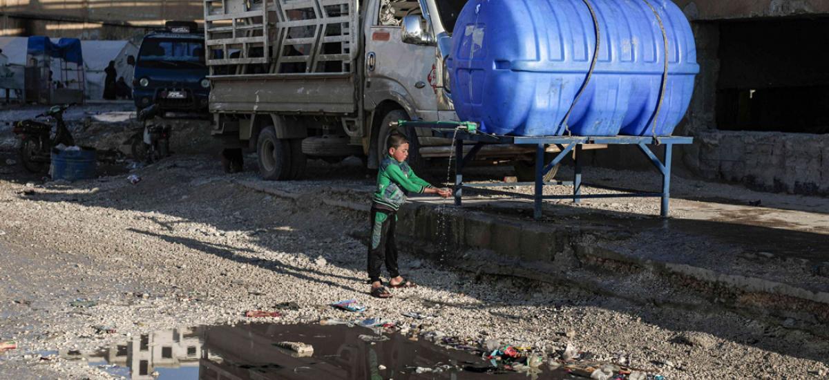 Türkiye'ye bağlı çeteler Haseki'nin suyunu kesti, 1 Milyon kişi susuz kaldı