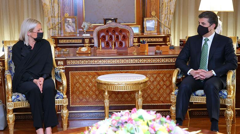 BM temsilcisi Hennis Plasschaert: Hewler ve Bağdat arasındaki müzakerelere desteğimiz devam ediyor, Neçirvan Barzani, KRG IKR, Peşmerge, seçim, Irak, Kürdistan