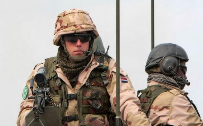 Hollanda ve Kürdistan arasındaki ilişkiler ilerliyor, Erbil Havaalanını korumak için 150 uzman asker gönderecek