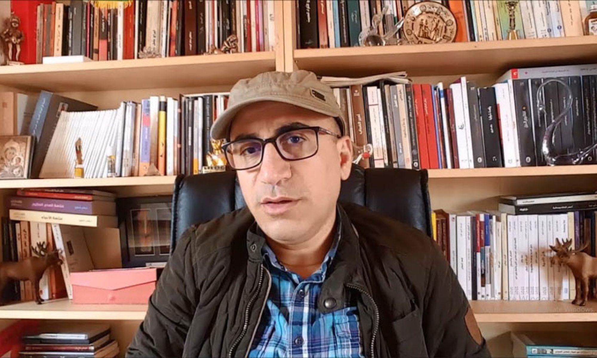 """Hoşeng Osê: """"Sayın Beşikçi, maalesef sana saldıran, Apocu cahillere yeterli cevabı veremiyorum, sizden af diliyorum,"""