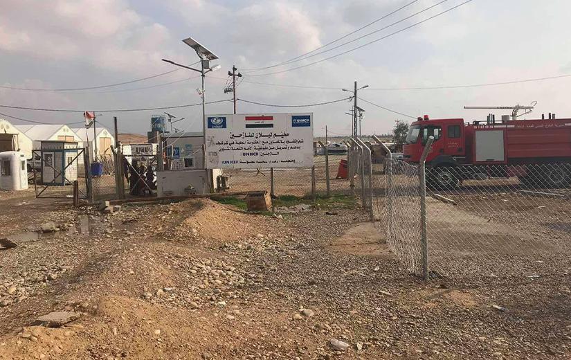 Kerkük ve Diyala'daki tüm göçmen kampları kapatıldı