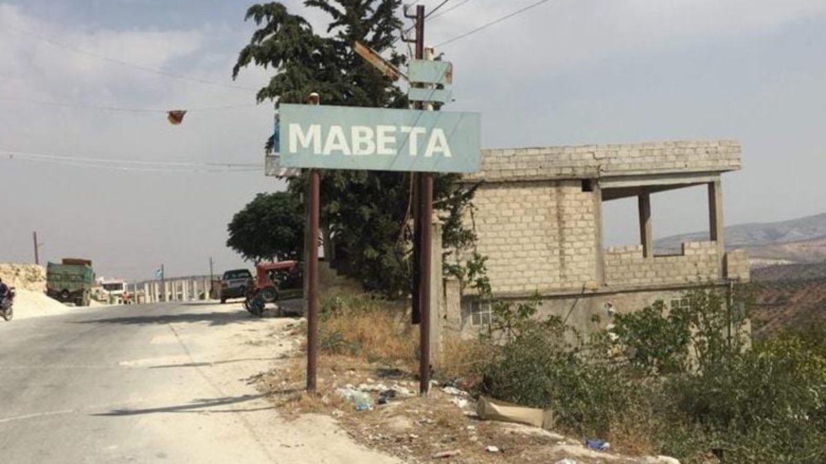 Türkiye'ye bağlı çeteler Afrin'nin Mabata kasabasında 60'tan fazla kişiyi kaçırdı. ÖSO, MSD,SMO; PYD;