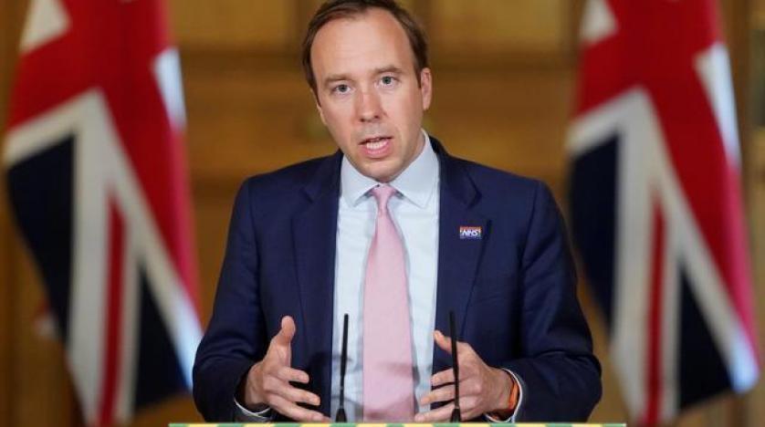 İngiltere Sağlık Bakanı: Mutasyona uğrayan yeni tür koronavirüs kontrolden çıktı