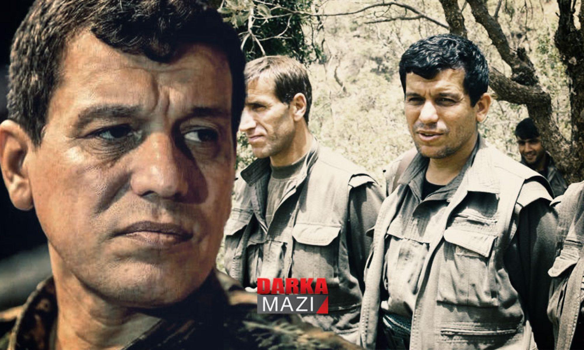 Mazlum Abdi kendini PKK'ye harcatıp Şahin Cilo olacak mı? Sihela, Peşhabur, Rojava, PKK; Peşmerge, KBG; Hewler, Barış Pınarı Operasyonu, Barzani, Çiyaye Spi, çatışma, Gerilla, HSD; YPG,