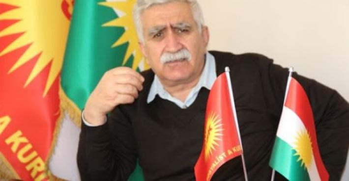 PSK Genel Başkanı: PKK bu işte. Peşmergeye saldıracak ama 'bize saldırdılar' diyecek Amediye, KCK; HPG; Gerilla, Rojava Kürdistan, Mesut Tek, PSK, Twitter