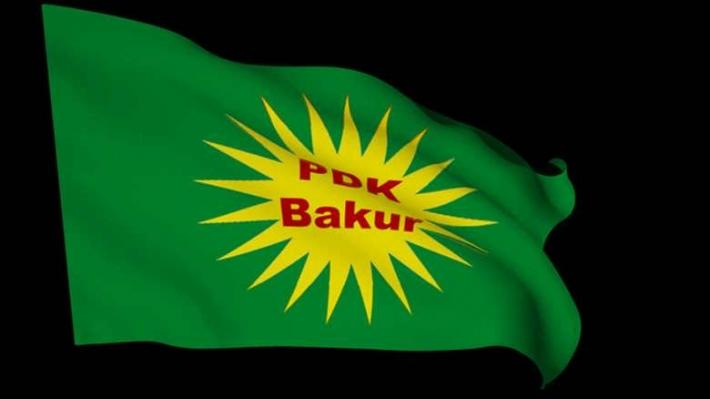 PDK-Bakur'dan parti ve kurumlara teşekkür mesajı Hamit Kiliçaslan, Barzani,