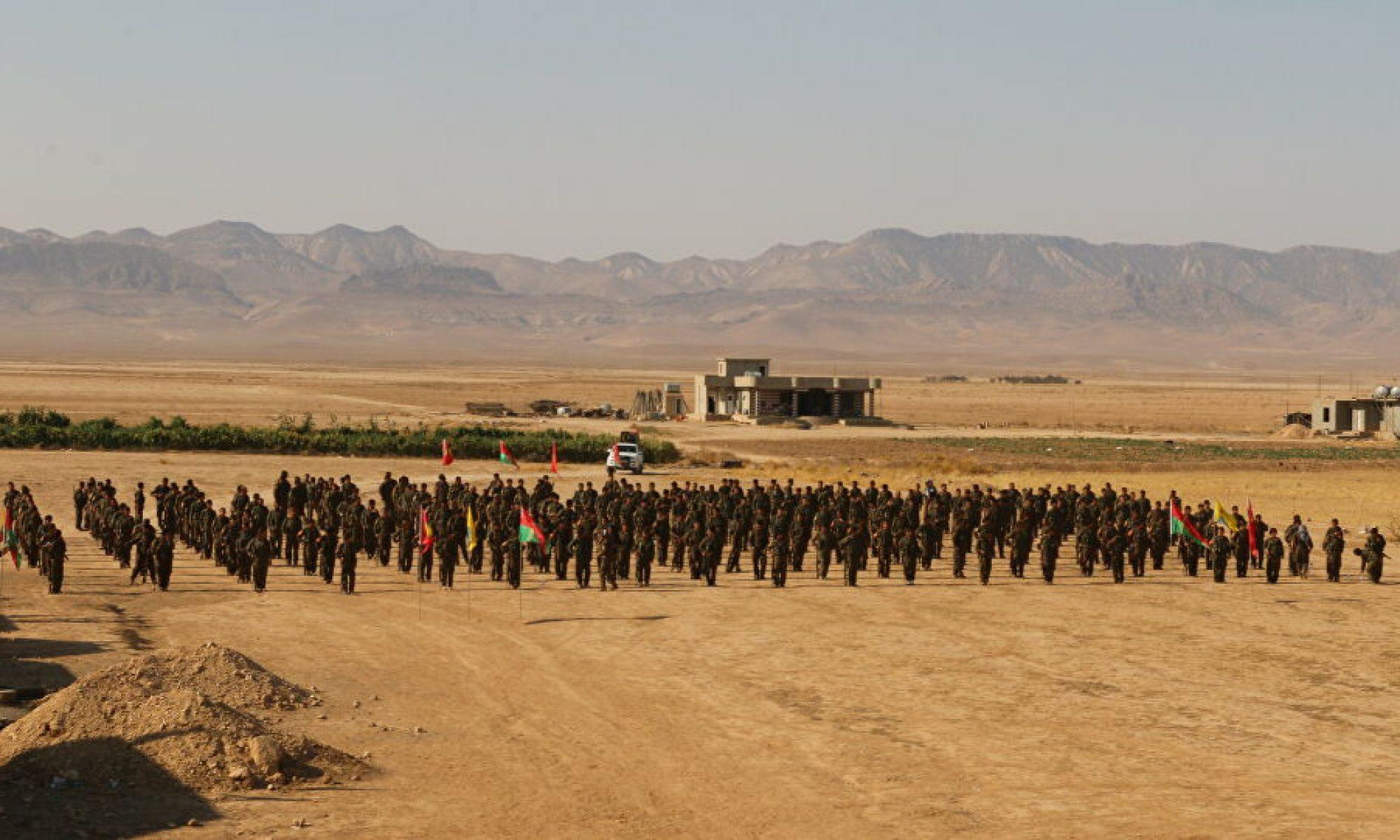 Nafih Piro: Pesmerge güçlerine karşı savaşa hazırlanmış olan PKK'nin Irak fedaral polislerine karşı sessiz kaldı