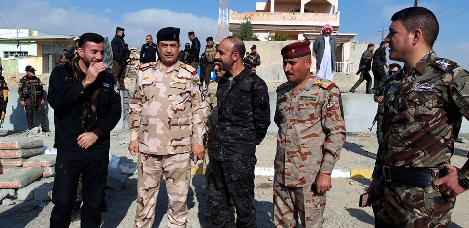 KirkukNow: YBŞ Haşdi Şabi'ye katıldı Şengal, PKK; Bağdat, Irak Fedaral Polisi