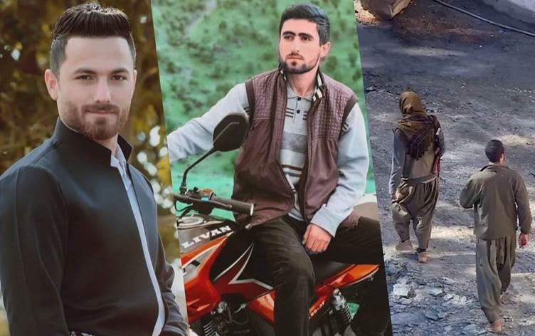 PKK'nin kaçırdığı iki gençten 17 Kasım'dan bu yana haber alınamıyor, Tuana Haci, Karaman Abdullah, Pirdeşal, KCK,