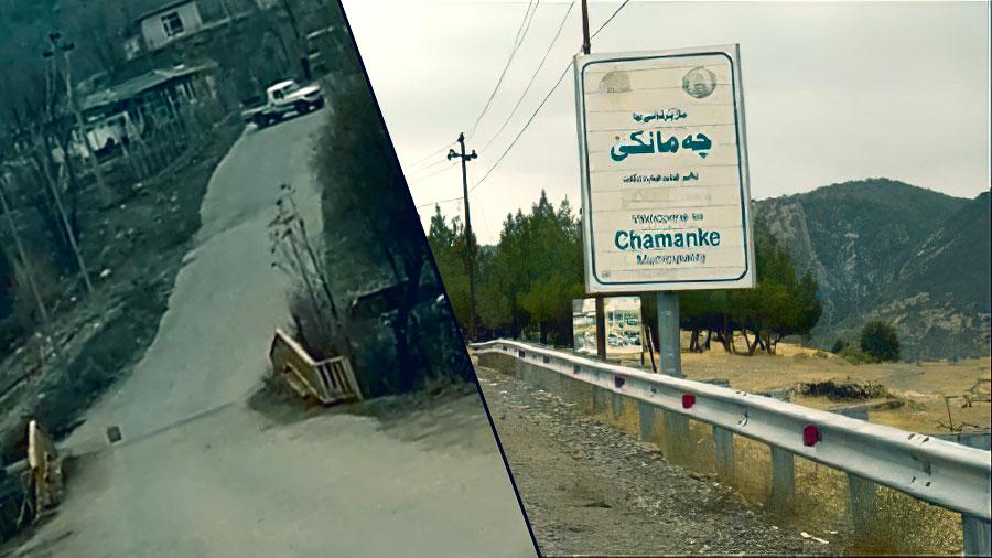 PKK Çemanke'de 50 köyün kullandığı köprüyü havaya uçumak istedi