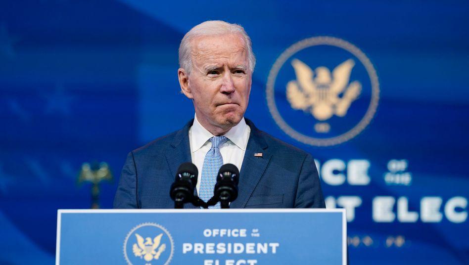 ABD'de Kongre başkanlık seçimini Joe Biden'ın kazandığı resmi olarak tescillendi