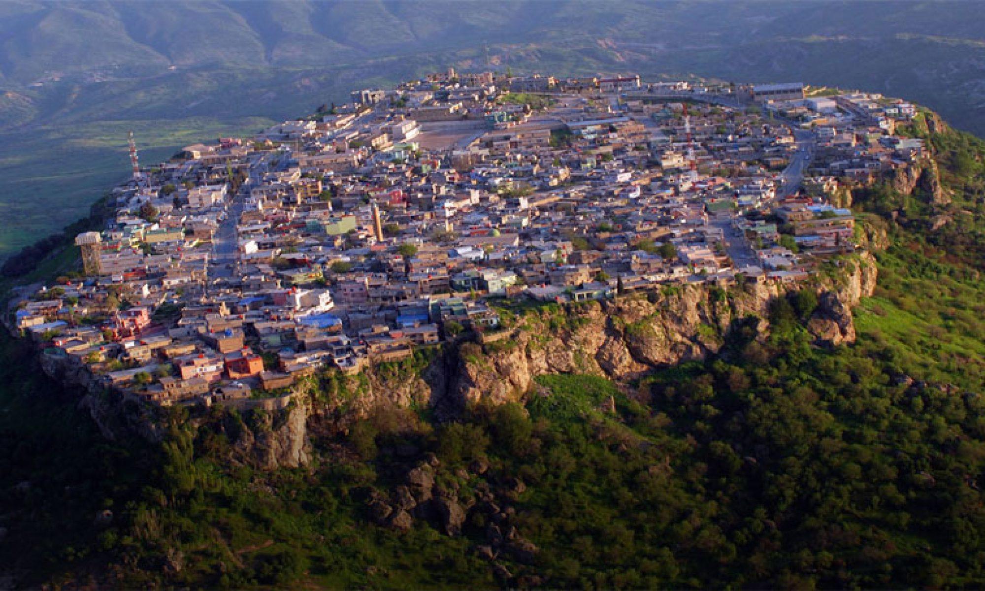 PKK'nin canlı kalkan olarak kullandığı Amêdiye köylüleri bu yıl 7 milyar dinar zarar etti