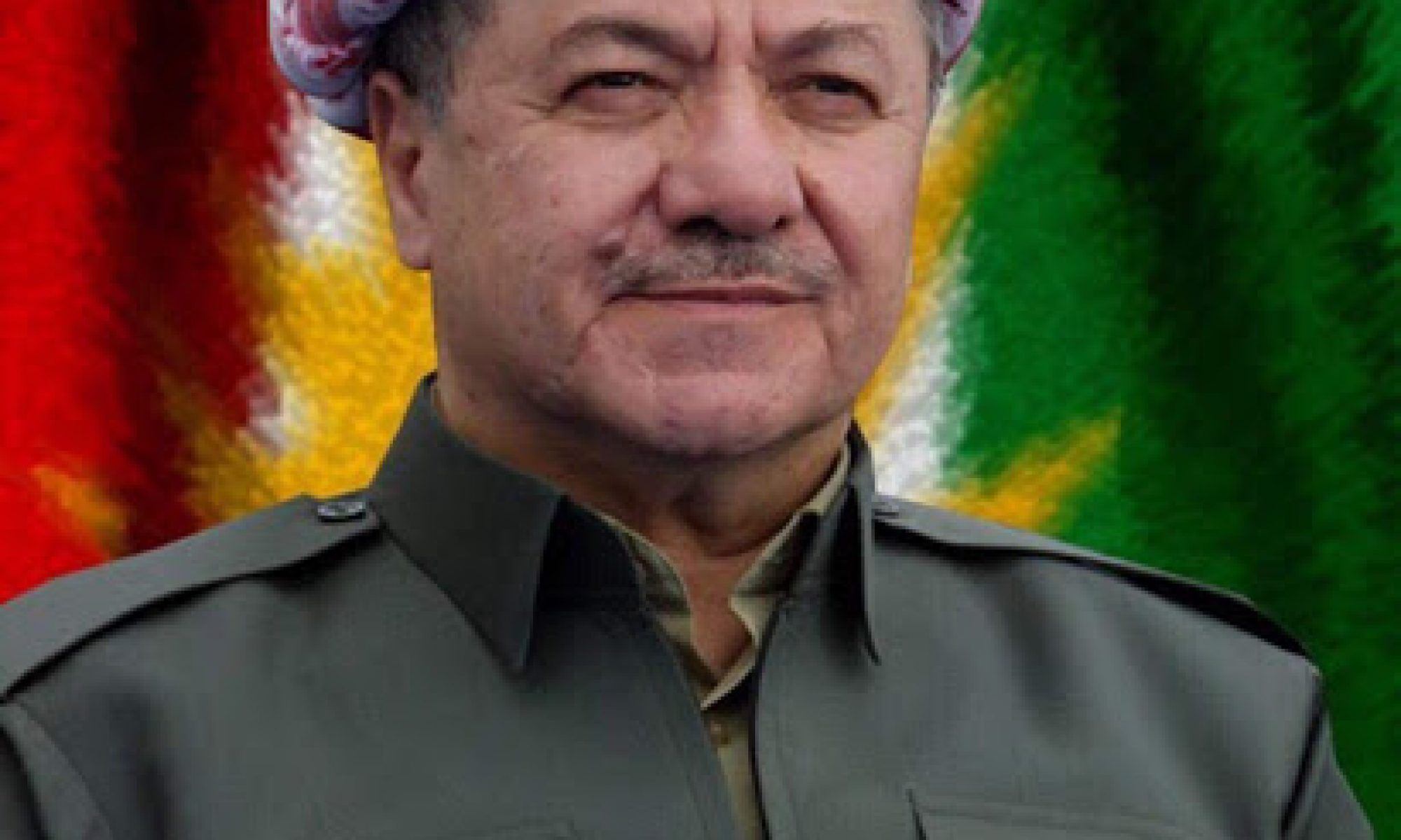Barzani Kakeyi Kürtlerin Qexiltas Bayramı'nı kutladı