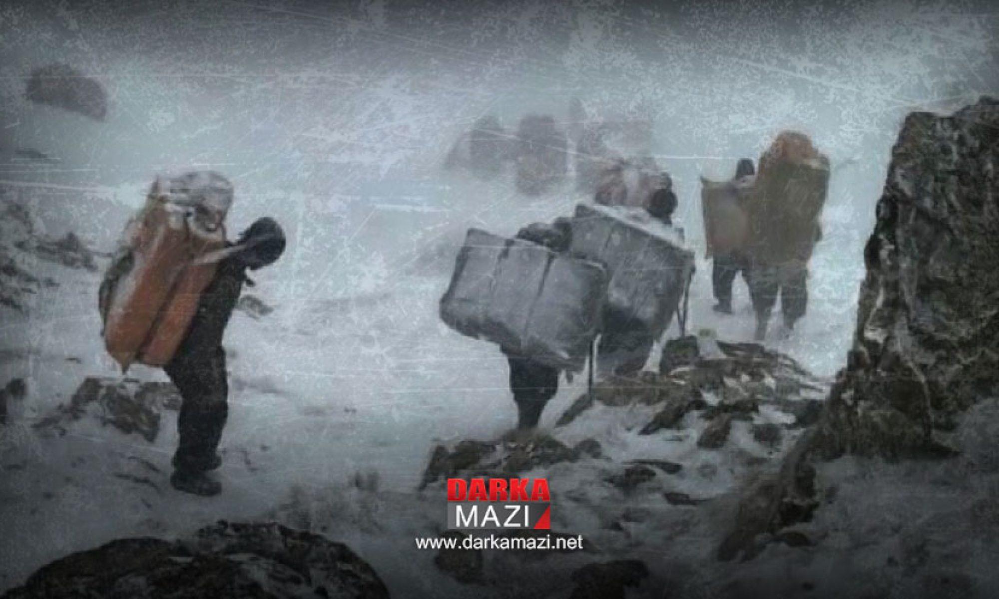 6 gün önce cığ altında kalan kolberlerin cansız bedenine ulaşıldı