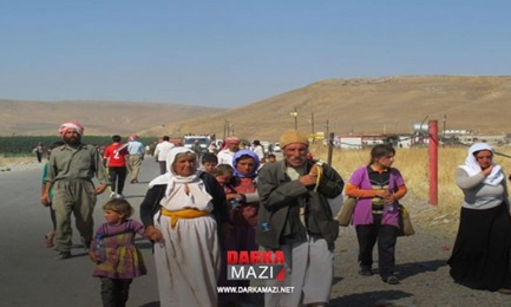Duhok'ta Kürt Ezidilere dönük soykırımı ele alacak uluslararası konferans yapılıyor