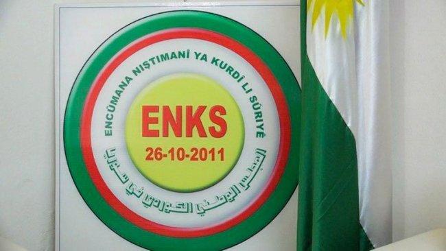 """ENKS Aldar Xalil'in açıklamasını """"Kürt birliğini baltalamaya dönük bir girişim"""" olarak değerlendirdi"""