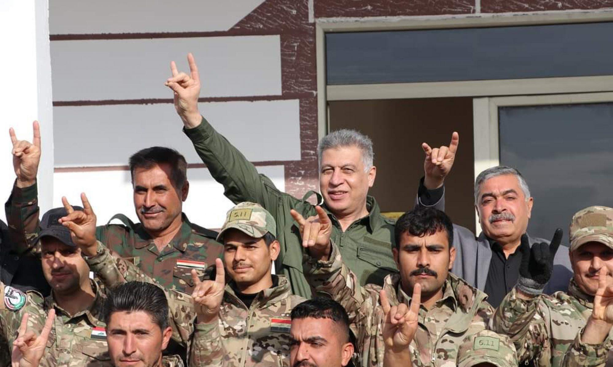 Salihi'nin bozkurt işaretine Kürt ve Araplardan tepki geldi, Kerkük, Türmeneli , Kürdistan