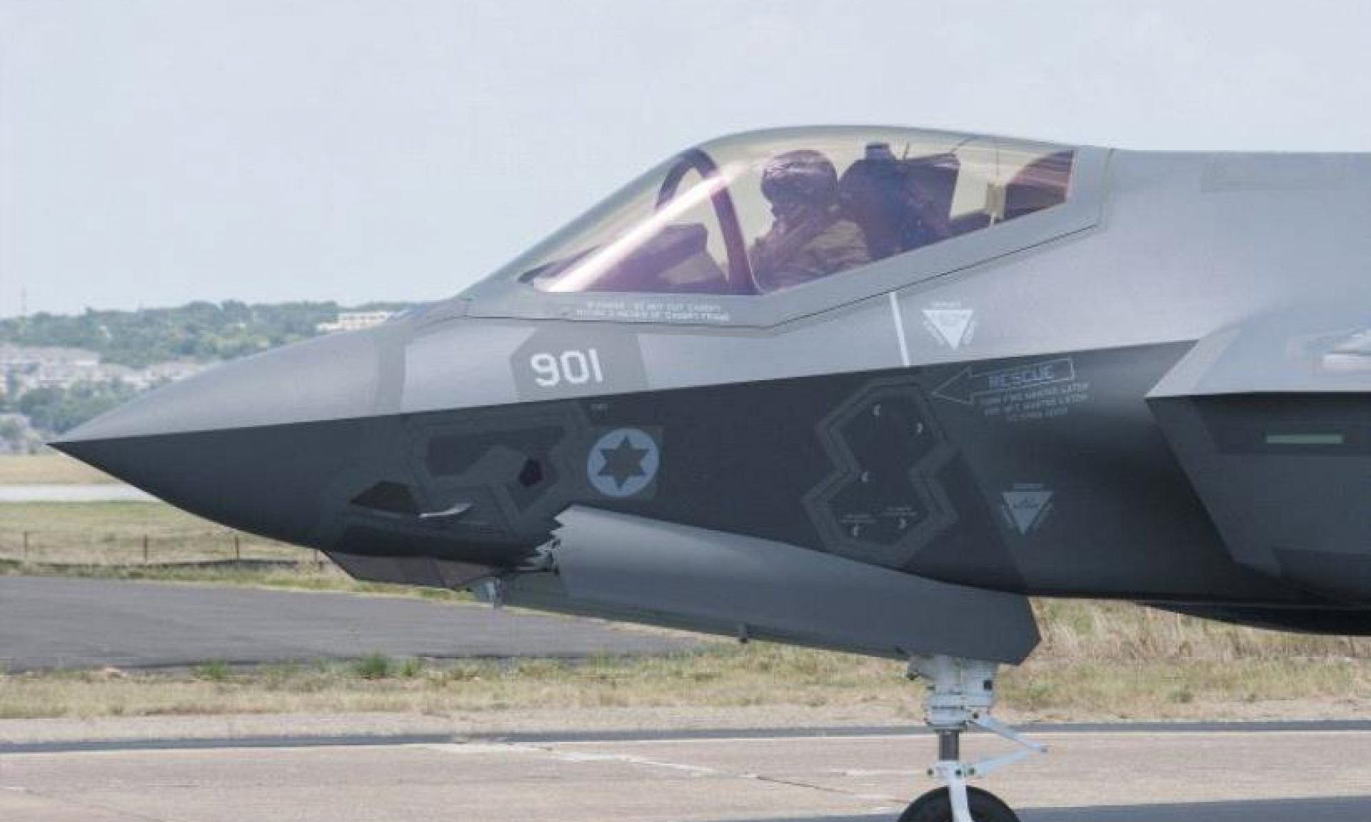 İsrail Savunma Bakanı Gantz: F-35 uçak filomozu genişletmek istiyoruz