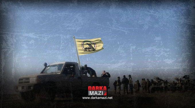 DAİŞ Haşdi Şabi'ye saldırdı: 12 ölü