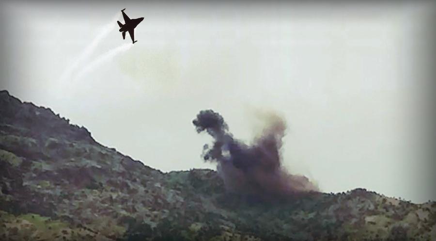 """Rızgar İsa: """"PKK, Kürdistan Bölgesi'nden çıkartılmadığı sürece Türkiye'nin saldırıları sürecek ve son bulmayacak"""""""
