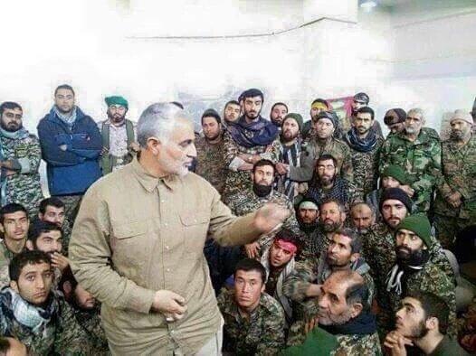 IRNA: Kasım Süleymani Suriye ve Irak'ta 82 tugay kurdu