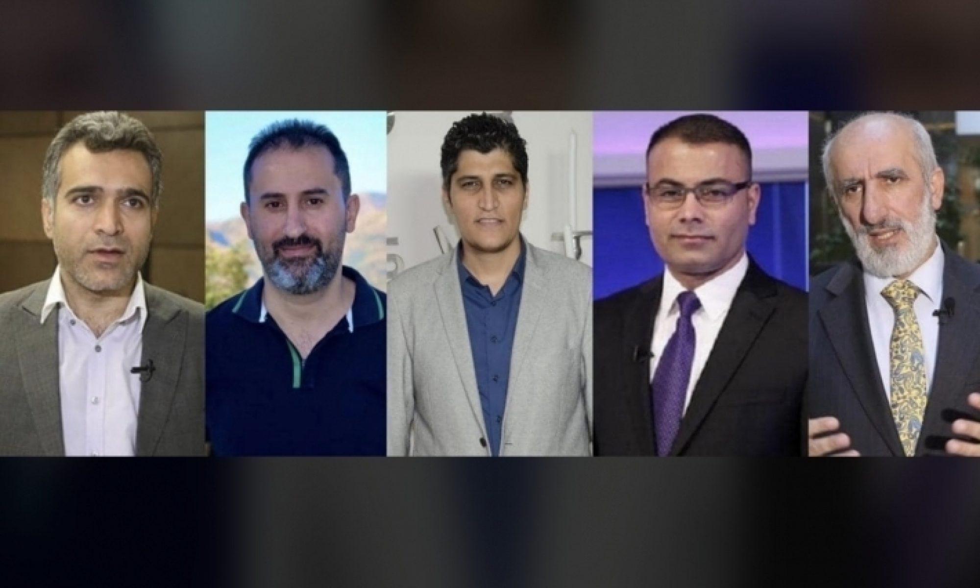 """Kürdistan Bölgesi hükümetine karşıtları ile bilinen Irak Parlamentosu'ndaki Kürt parlamenterlerin Şii Haşdi Şabi'ye yakın taraflarla bir fraksiyon oluşturmak istediği belirtiliyor. Bir Kürt siyasi gözlemciye göre, """"Onlar sadece ceplerini düşünüyor"""" yorumunda bulundu. BasNews'in edindiği bilgiye göre Kürdistan Bölgesi karşıt bir politika yürüten Bağdat'taki Kürt parlamenterlerin, Irak'ta gerçekleşecek erken seçimde Kürdistan düşmanı Şii Haşdi Şabi'ye yakın partiler ile parlamentoda ortak bir froksiyon kurmaya hazırlanıyor. Konu hakkında BasNews'e konuşan Kürt siyasi gözlemci Dr. Medhet Silêman, """"Bu parlamenterler Irakçı Kürtlerdir. Bunlar Kürdistan Bölgesi'ne dönerlerse hiçbir şekilde saygı görmeyeceklerini ve bir daha oy alamayacaklarını biliyorlar.Bu nedenle Ala Talabani ve Sirwe Ebdulwahîd, sırf bir daha seçilmek için Kürdistan'ın düşmanı olan Şii partiler ile ittifağa gidecekler. Bunların tek derdi kendileridir"""" yorumunda bulundu. """"Bu Kürt parlamenterlerin izledikleri politika Kürdistan düşmani Şii kesimlerin siyaseti ile aynı"""" Dr. Medhet Silêman, """"Şiiler, hükümet ile yapılan müzakerelerde onların konuşmalarını kullanarak 'Biz Kürtlerin hakkını verdik"""" diyecekler! Nasıl ki Saddam Hüseyin zamanında Teha Mihêdîn Meirûf ve Yasîn Remezan gibi Kürt parlamenterler Baas rejimi ile Kürdistan halkına yapılan zulmü desteklediler ise bunlar da bu zamanın Kürt düşmanı"""" dedi."""