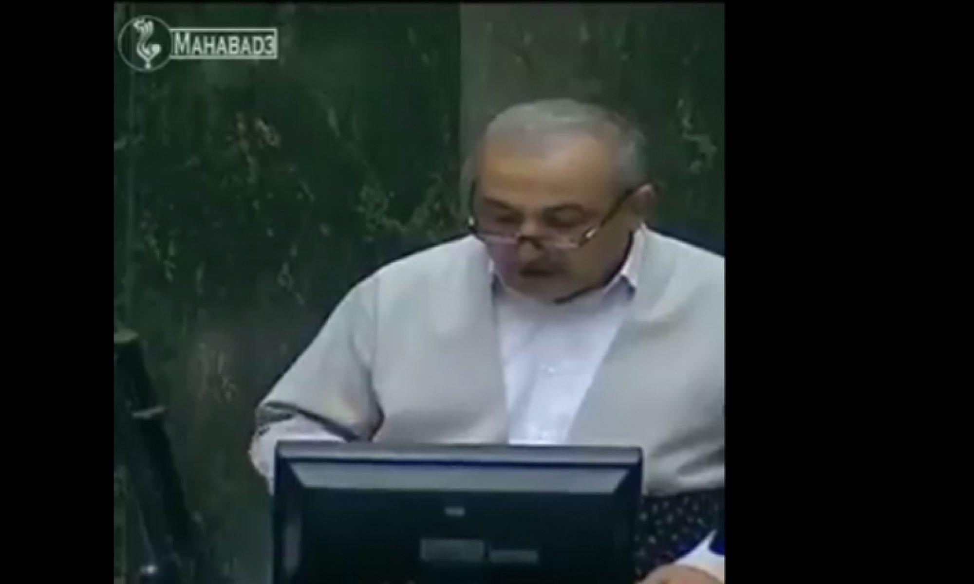 """İran medyasının hakaretlerine Mahabad parlamenterinden cevap: """"Bi Kurdî dijim bi Kurdî dimrim"""""""
