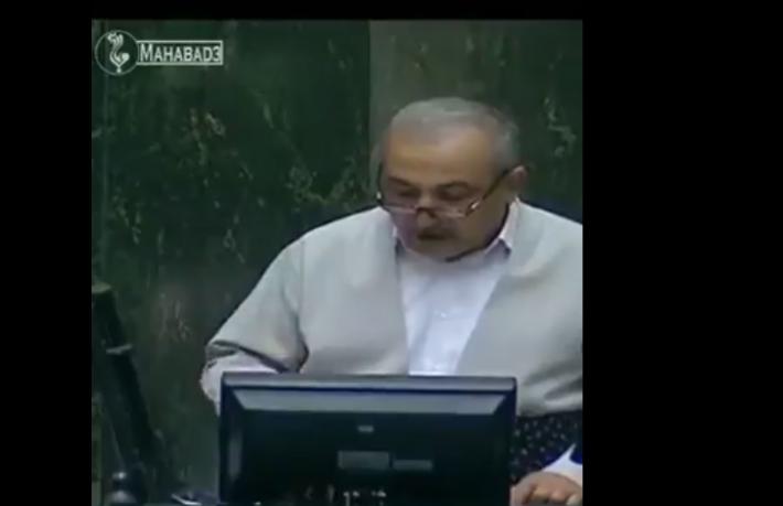 """İran medyasının hakaretlerine Mahabad parlamenterinden cevap:""""Bi Kurdî dijim bi Kurdî dimrim"""""""