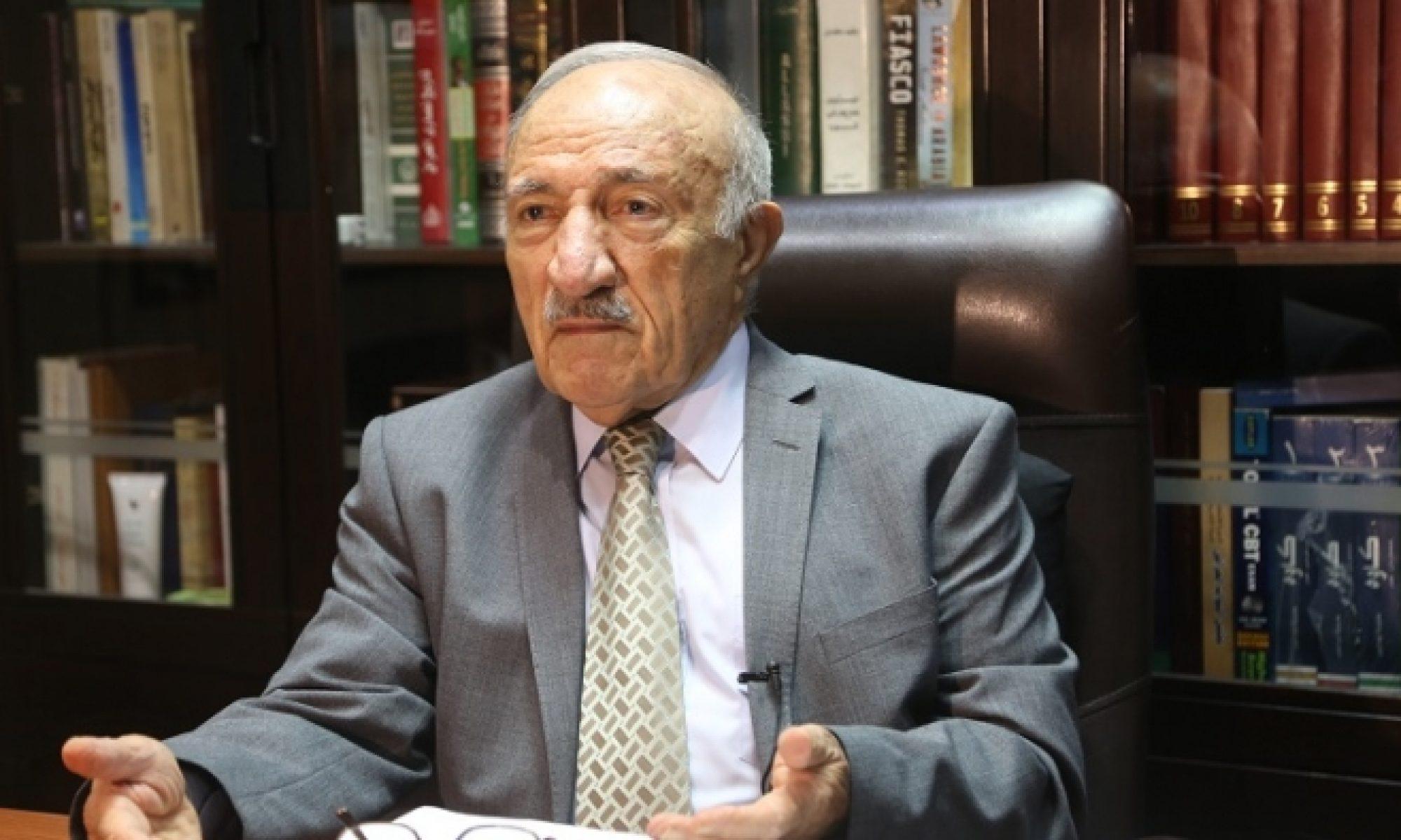 Barzani'ye dönük saldırılara Mahmut Osman'dan da cevap geldi: Kürdistanı savunduğu için hadef oluyor