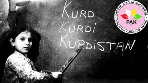 Tüm Kürt aileleri Kürtçe seçmeli Ders hakkını kullanmada duyarlı olmalıdırlar