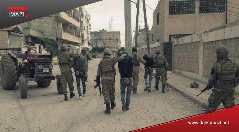 Türkiye'ye bağlı çeteler 10 gün içinde 18 sivili kaçırdı