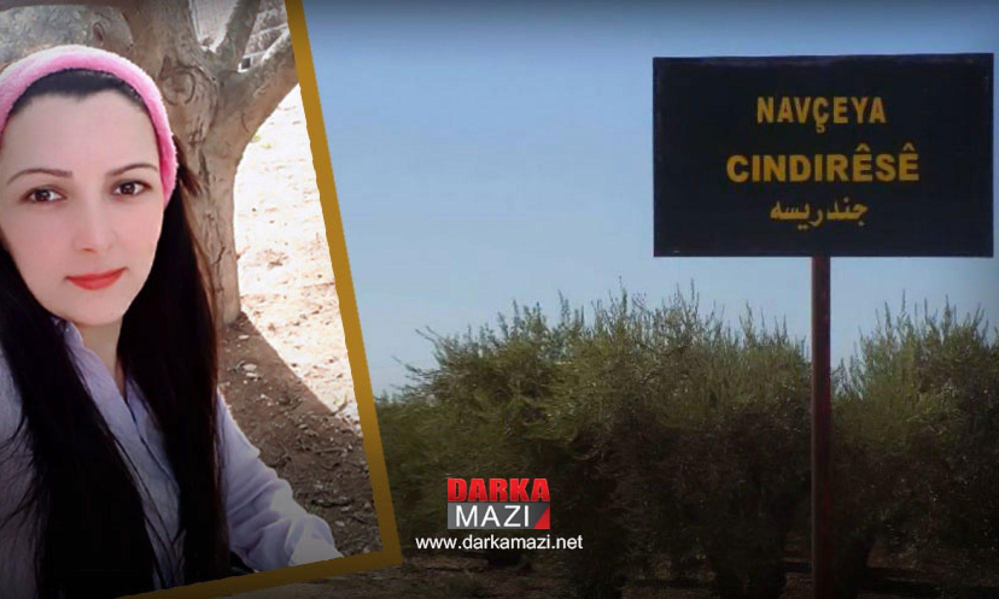Türkiye'ye bağlı çeteler Efrin'de duyma ve konuşma engelli kızı kaçırdı