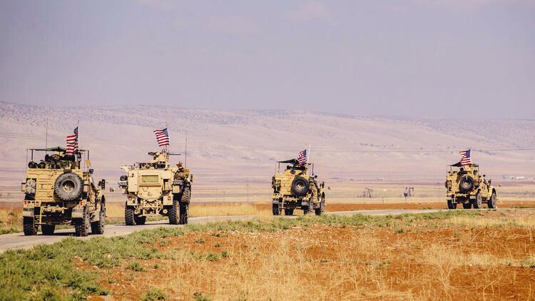 ABD Kuzey, Güney ve Rojava'nın kesiştiği üçgende ilk kez devriye gezdi