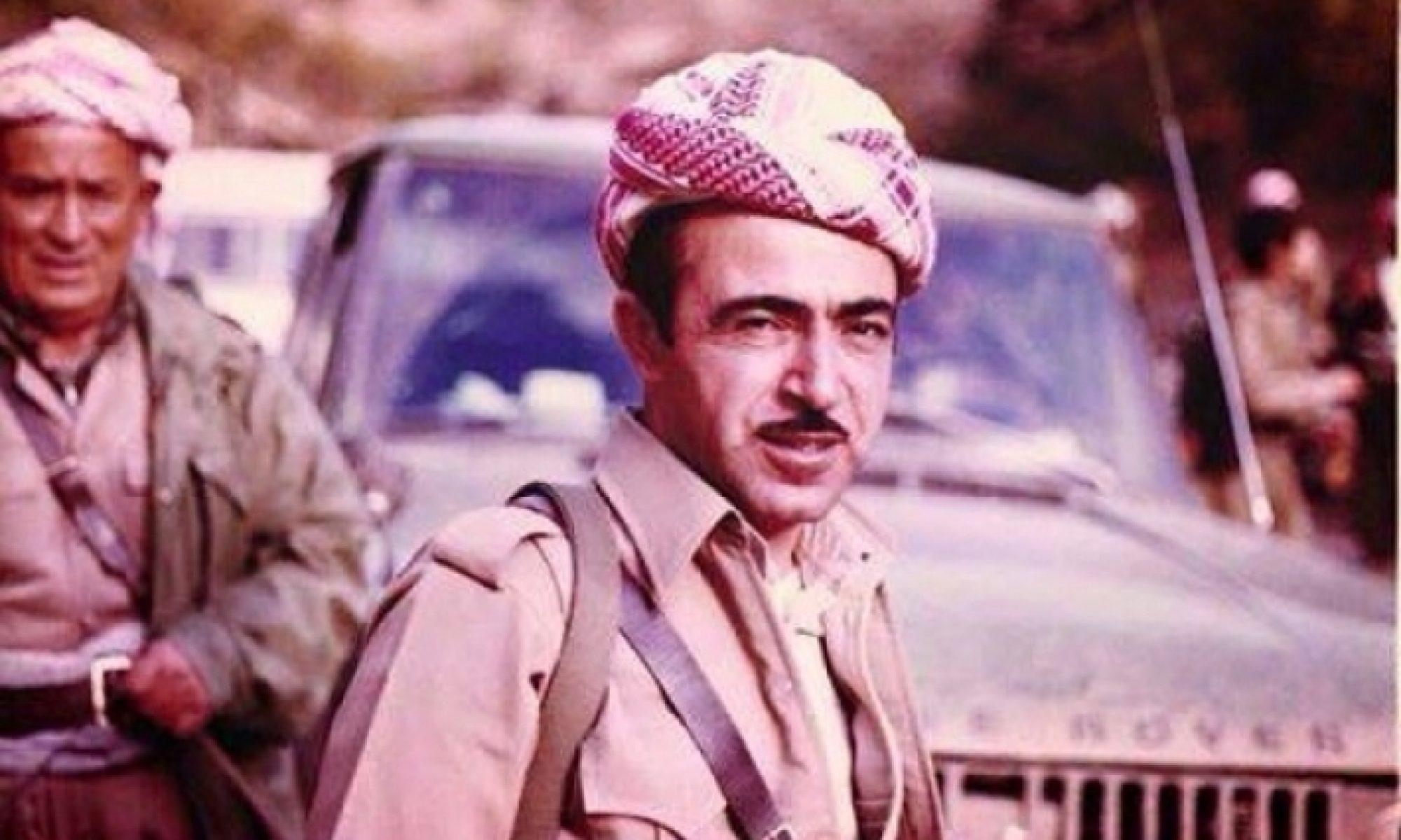 Îdrîs Barzani ölümünün 34'üncü yıldönümünde anılıyor