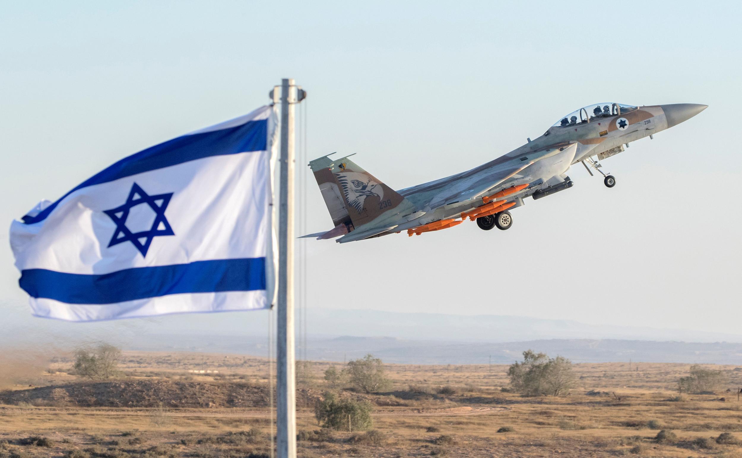İsrail Ordusu: 2020'de İran destekli guruplara 50 saldırı yaptık