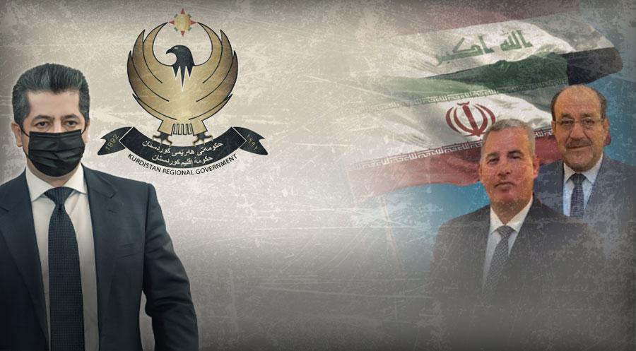 Şii Cephe ve işbirlikçi Kürtlerden Mesrur Barzani'yi yargılamak için yapılan komplo