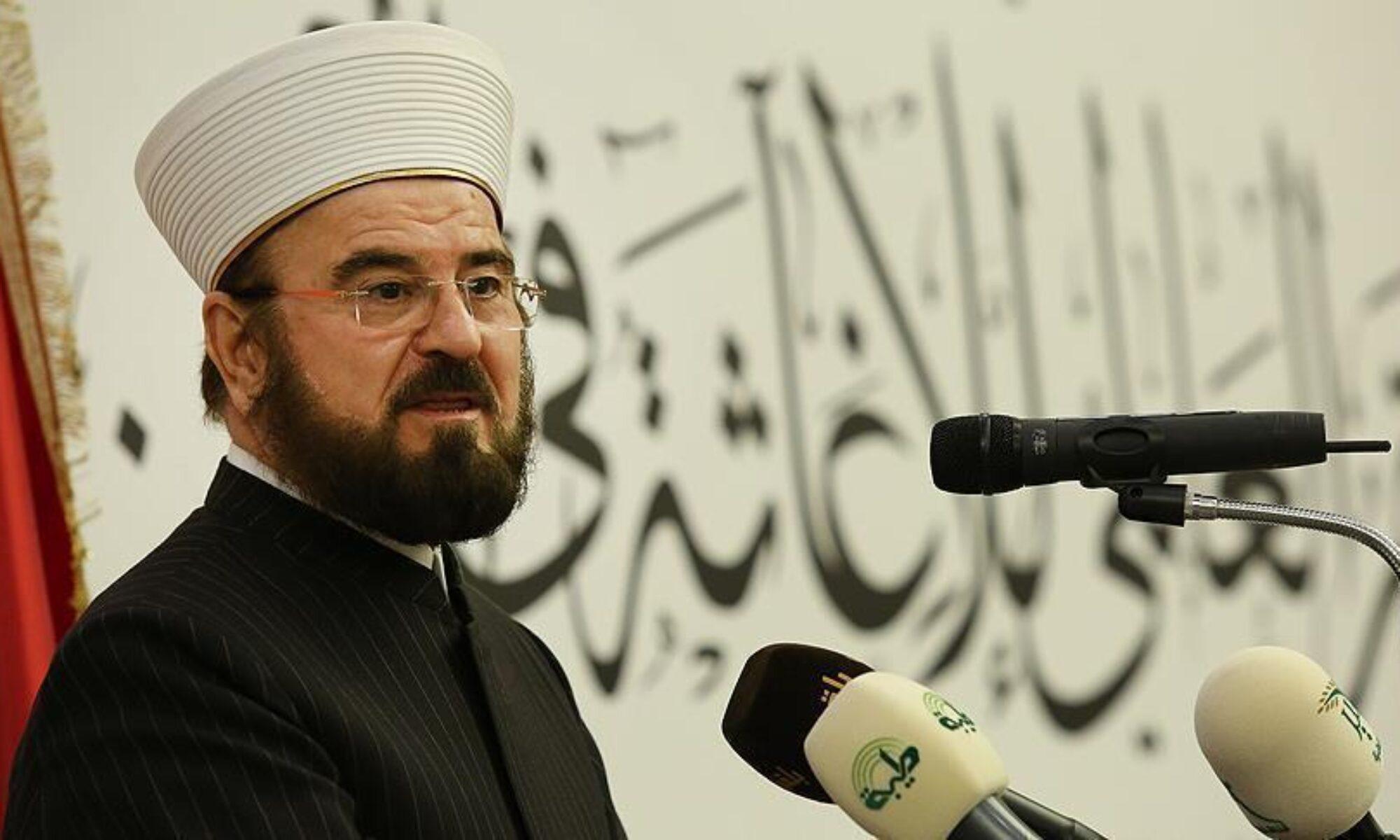 Dünya Müslüman Alimler Birliği Genel Sekreteri Dr. Elî Qeredaxî: Erbil saldırısını yapanlar teröristtir