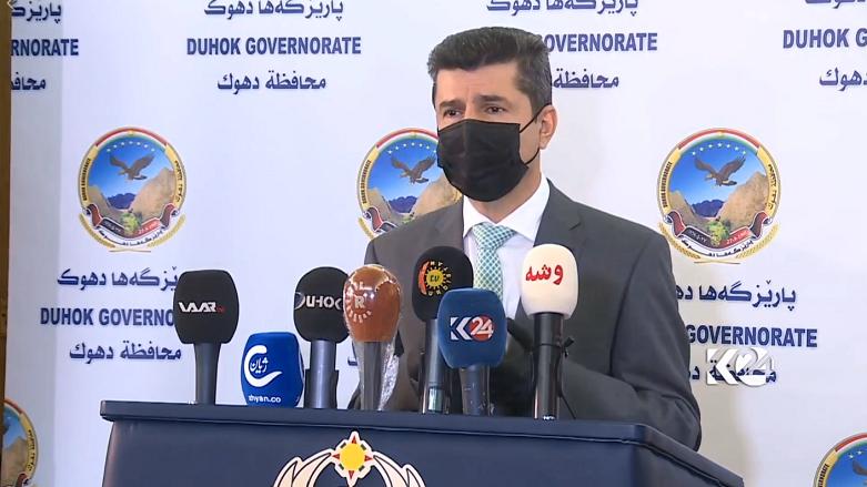 Duhok Valisi Teter: Mesele PKK'nin varlığı değil engel oluşturmalarıdır