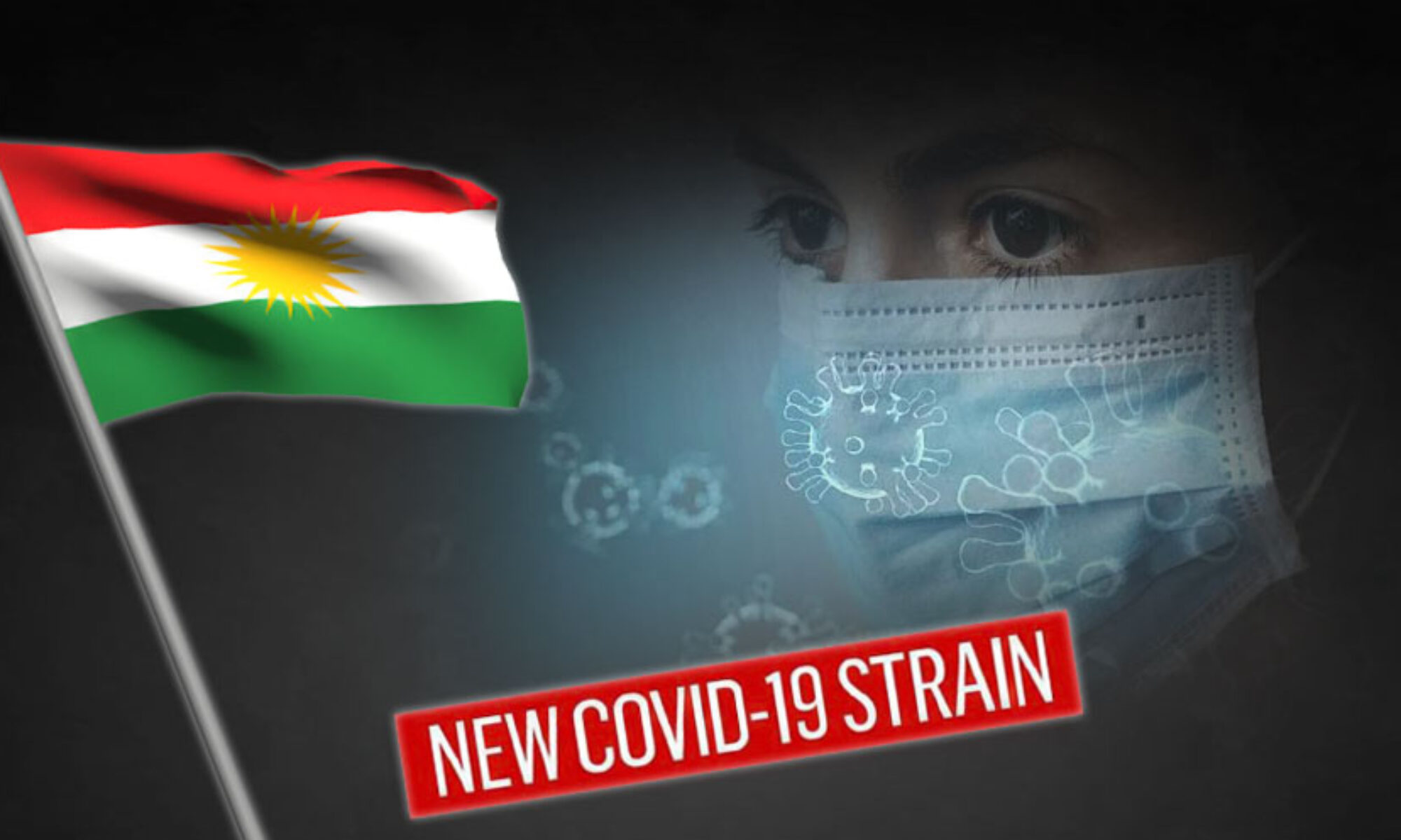 Kürdistan Bölgesinde mutasyonlu virüs tespit edildi