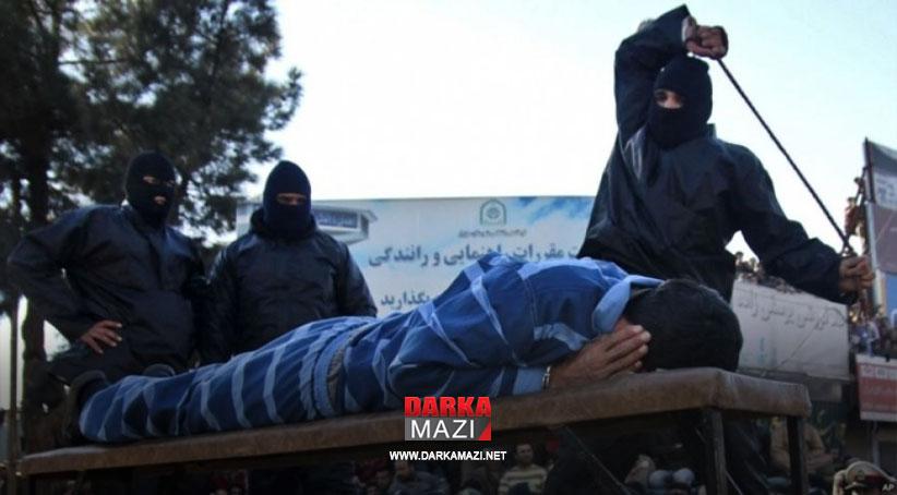 İran'da, dört parmağının kesilme cezasını protesto için intihara kalkışan tutuklaya 60 kamçı cezası