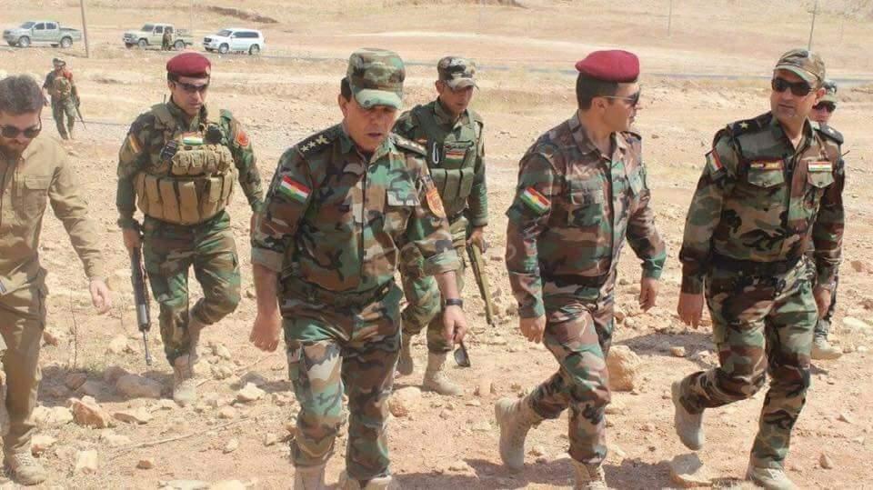 Roj Peşmergeleri Komutanlarından Albay Dilovan Robarî: PKK ve TSK arasındaki çatışmalarla hiç bir alakamız yoktur