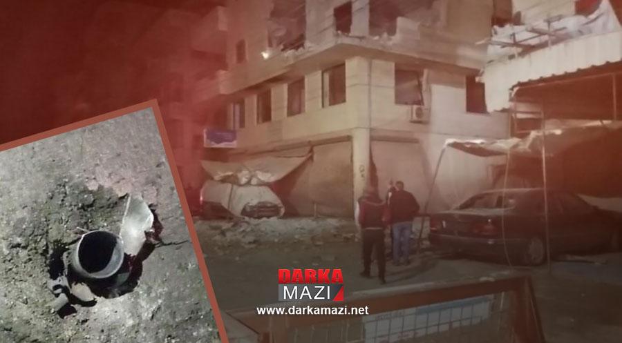 Suriye Rejimi Efrin'i, SMO çeteleri Şehba'yı bombaladı: 13 kişi yaralandı