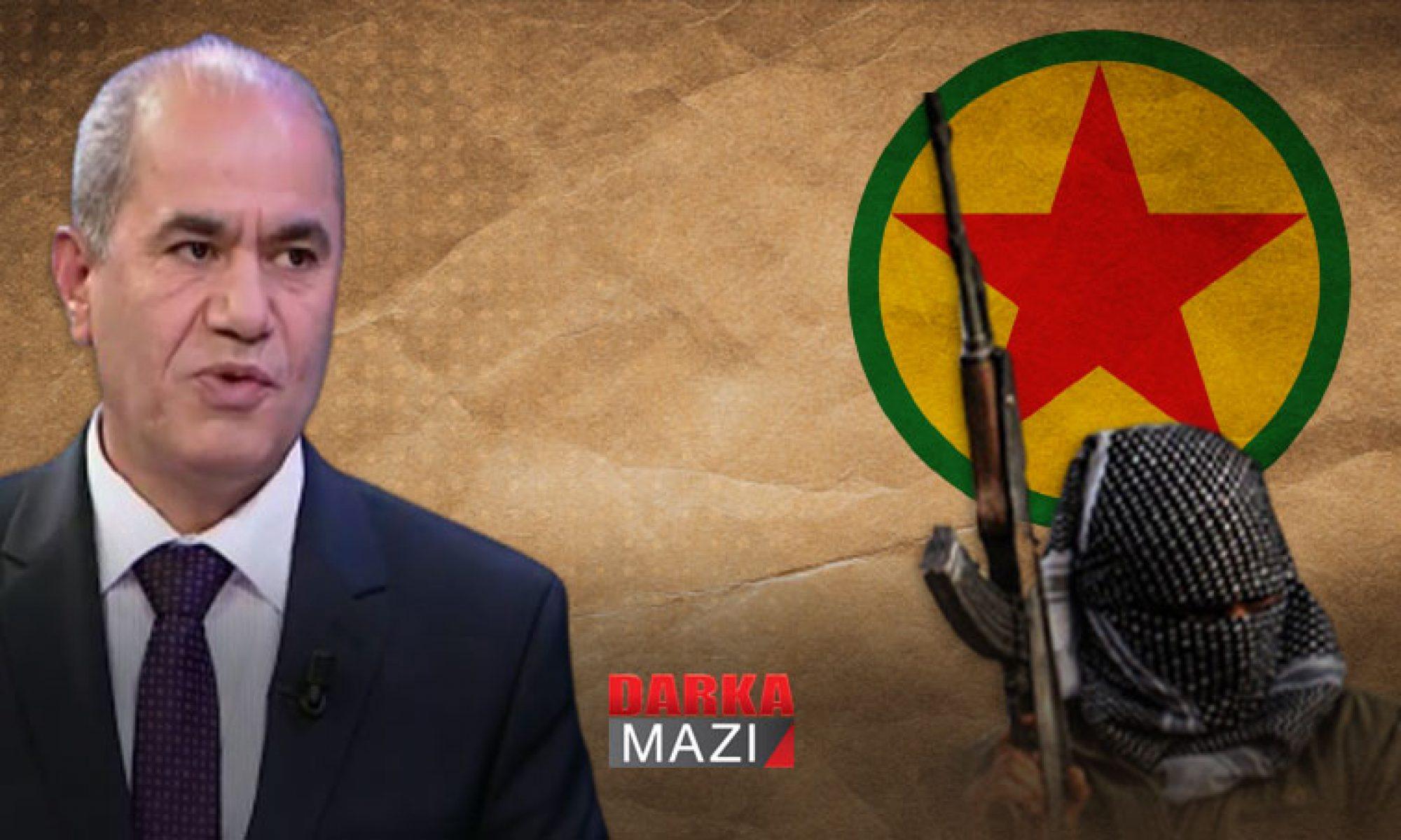 Elî Ewnî: PKK Kürtlerin içerisindeki Truva Atı'dır