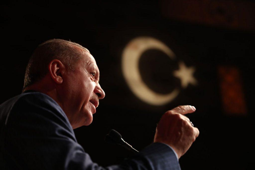 Erdoğan ilk kez Gare Operasyonuna dönük konuştu, ABD'ye çattı