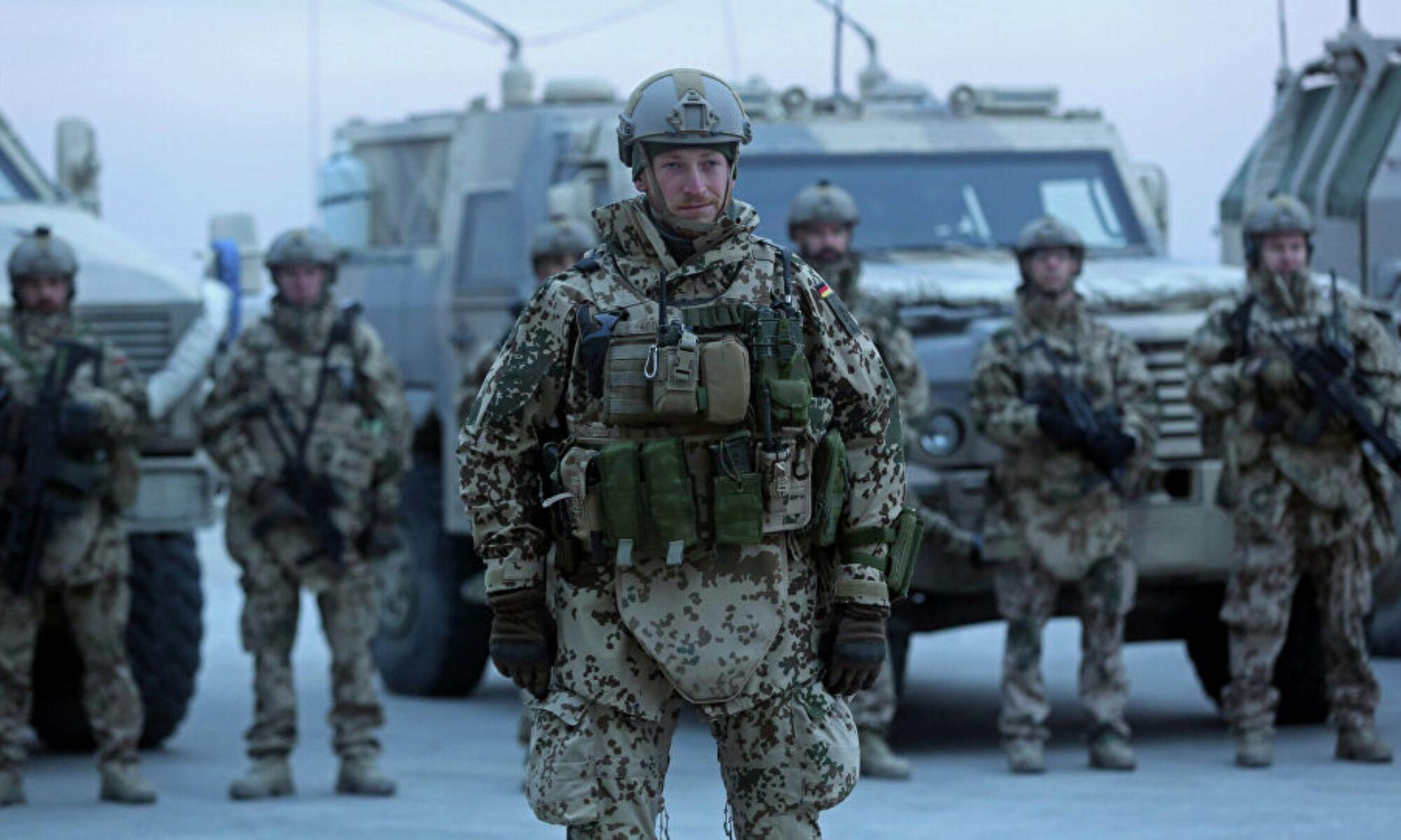 Erbil Uluslararası Havalimanı güvenliği artık 150 Hollanda askerinde