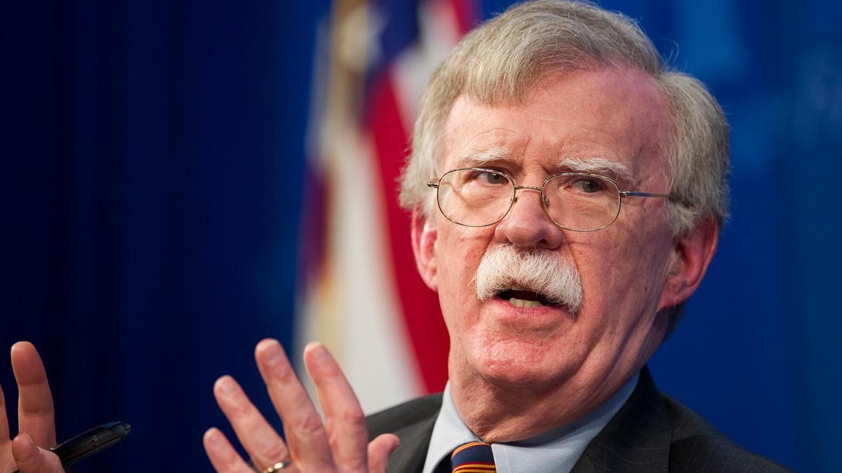John Bolton: Kürtlerin bağımsız olacağı ve Irak'tan kurtulacağı gün gelecek