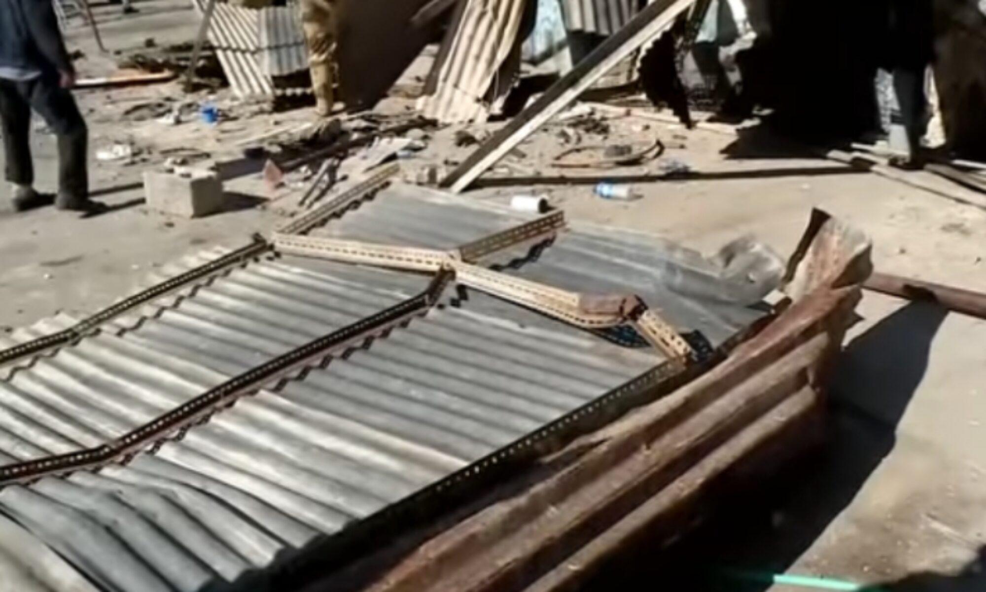 Kerkük'te Araplaştırma politikası devam ediyor: Kürtlere ait 100 dükkan yıkıldı